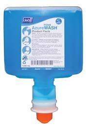 Azure Foam Wash, 3/1200ml Cartons Per Case