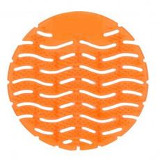Wave Deodorant Urinal Screens Fikes-Urinal Screens Mango 12 Per Case