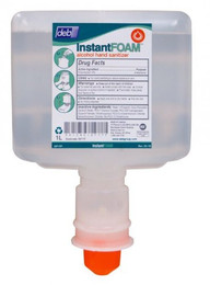 Instant Foam Alcohol Hand Sanitizer - 3 Cartons Per Case - 1000ml Per Carton