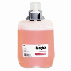 Gojo Luxury Hand Wash, 2000 ml Cartridge, Pink, Foam, Scent: Cranberry (2 Per Carton)..