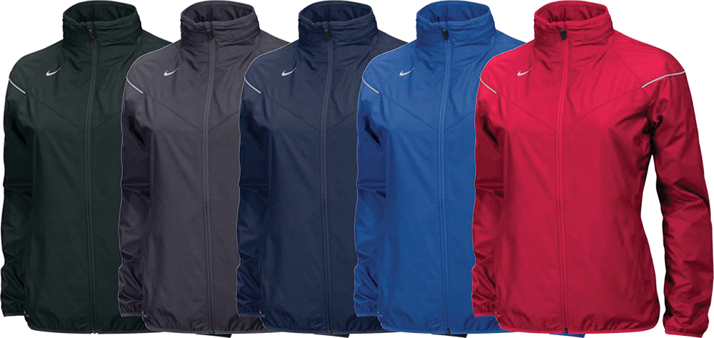 Nike Women s Storm-FIT Custom Jackets  63f2cc01b6