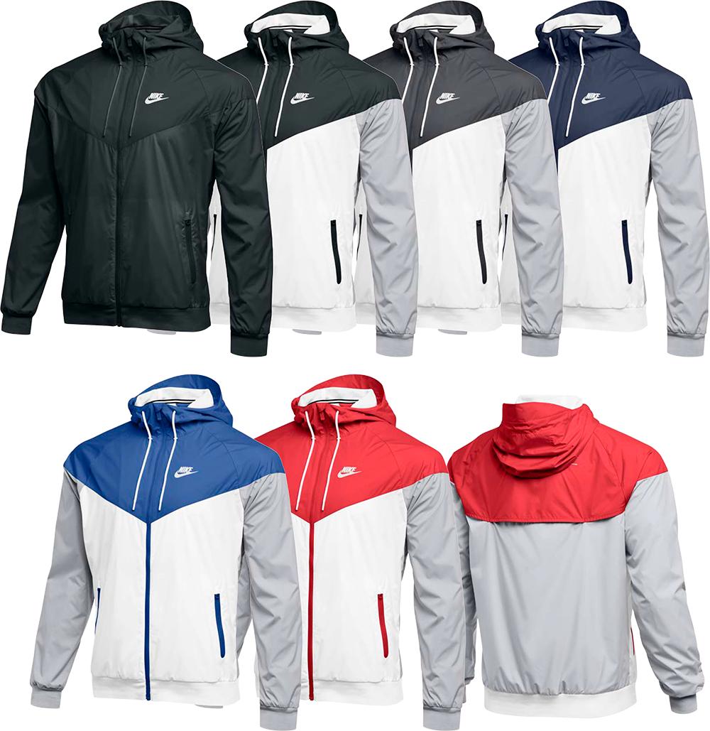 NSW Windrunner - Custom Nike Jackets
