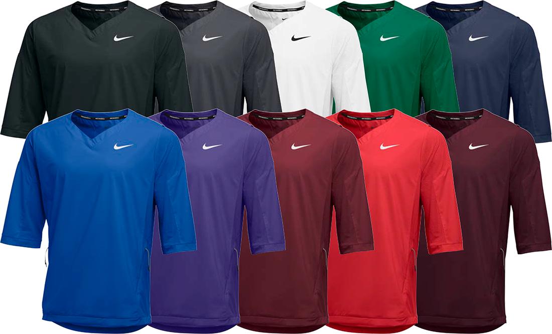 Custom Nike Cage Jackets