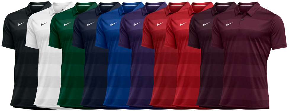 Custom Nike Dry Early Season Polo Shirts