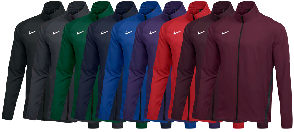 Custom Nike Dry Team Jackets