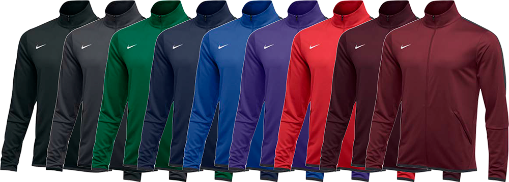 Custom Nike Epic Jackets