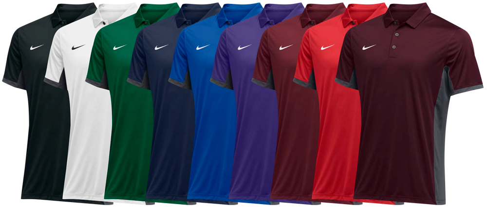 Custom Nike Evergreen Polo Shirts