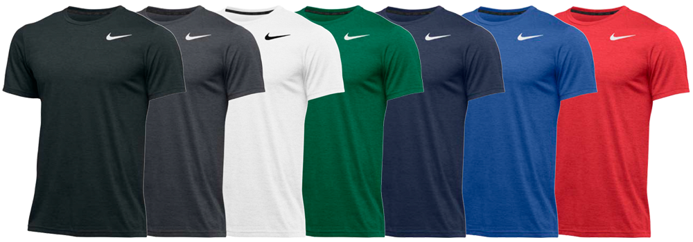 fa50ead8cfd5 Nike Custom Hyper Dry Wicking Shirts