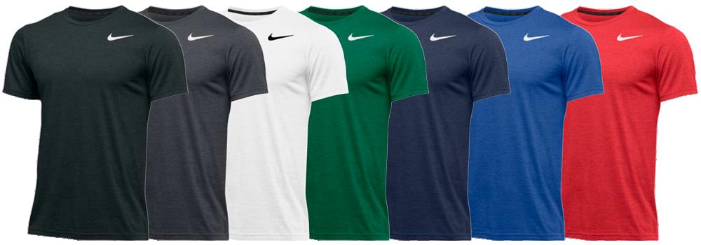 Custom Nike Hyper Dry Shirts
