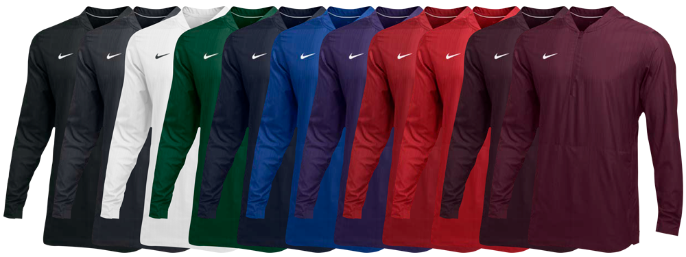 Custom Nike Lockdown Pullover Jackets