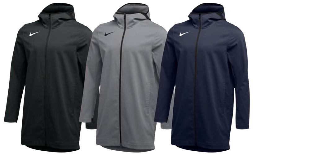 Custom Nike Protect Jackets