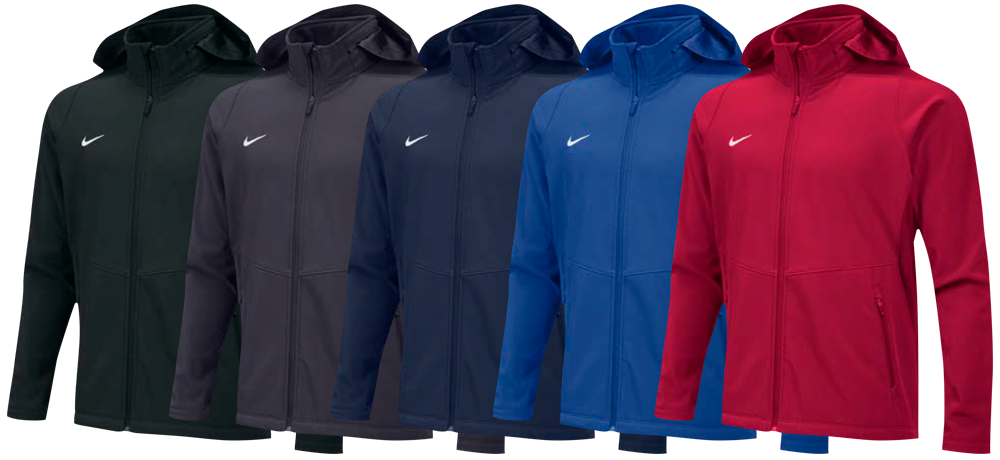 Custom Nike Soft-Shell Jackets