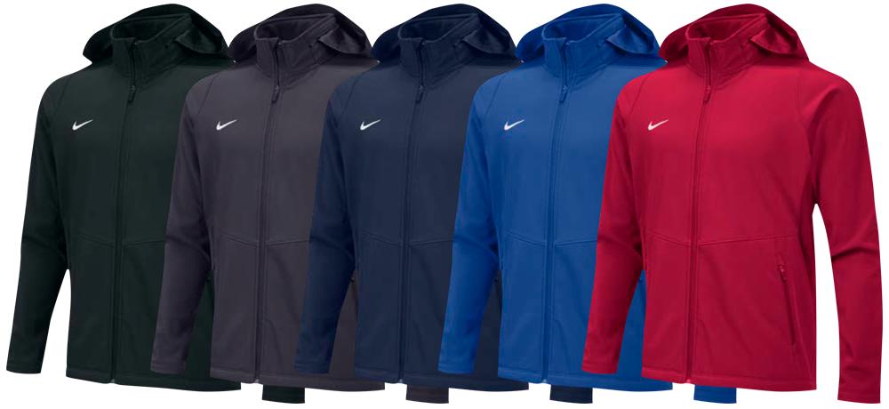 Custom Nike Soft-Shell Jackets