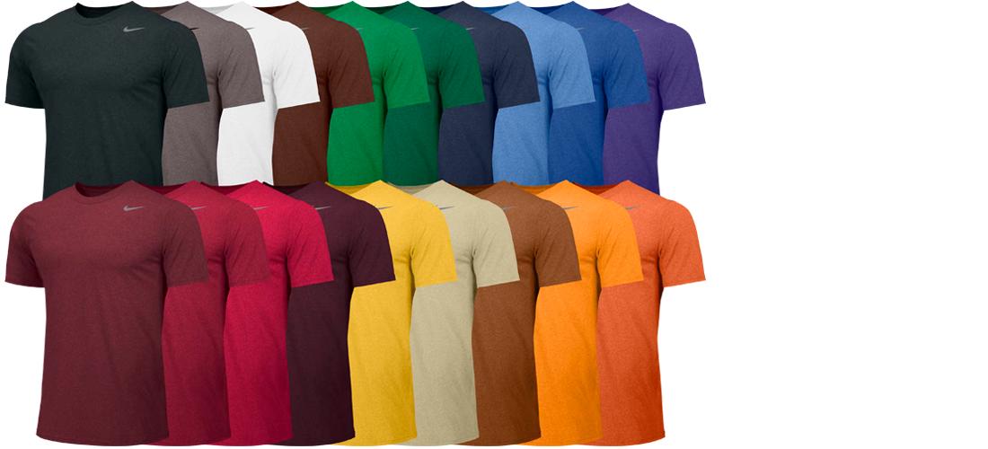 Custom Nike Team Legend Shirts