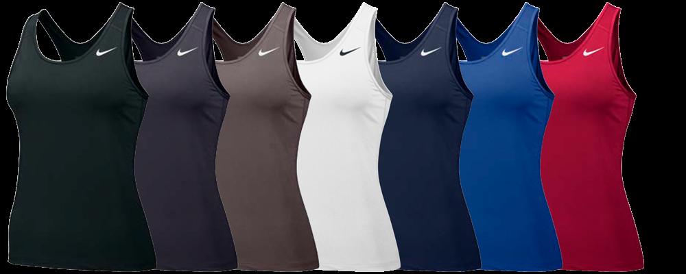 Nike Women's Team Pro Cool Custom Tank Tops