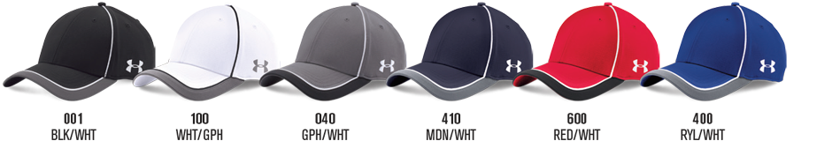 Custom Under Armour Hats - Team Sideline Cap