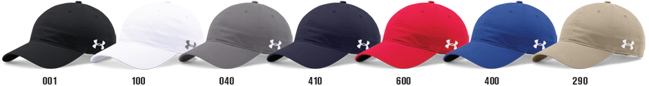 Custom Under Armour Women's Hats