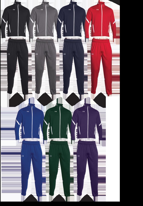 Custom Under Armour Qualifier Team Warm-Up Pants