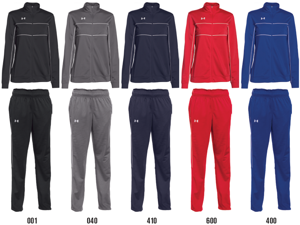 Under Armour Rival Women s Custom Warm-Up Suits - Elevation Sports 3017b56a19