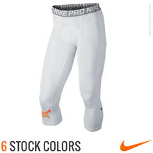Custom Nike Pro Cool 3/4 Tights