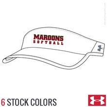 Custom Under Armour Softball Visors