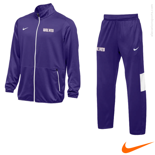 Nike Rivalry Custom Warm-Up Suits