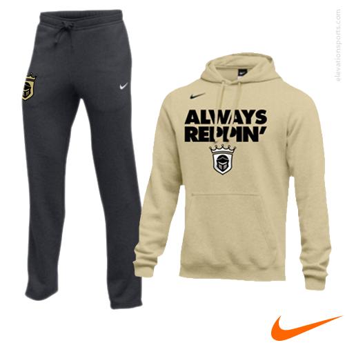 Nike Club Custom Sweat Suits