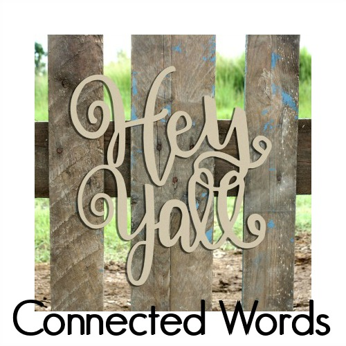 Connected Words