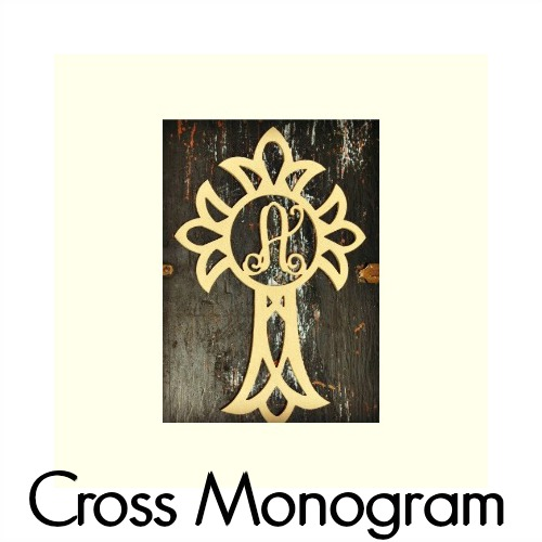 Cross Monogram