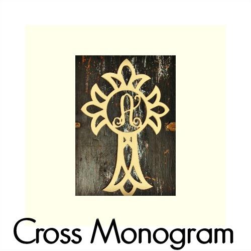 Cross Monogram
