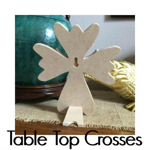 Table Top Crosses