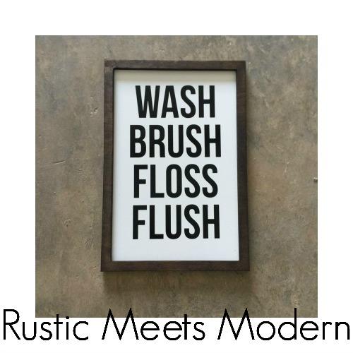 Rustic Meets Modern