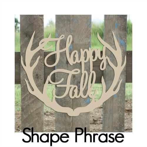 Shape Phrase