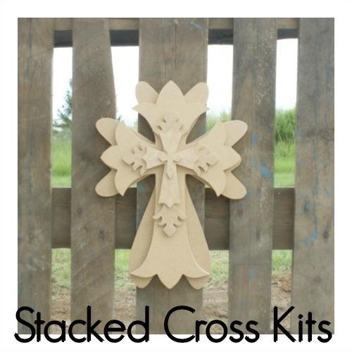 Stacked Cross Kits