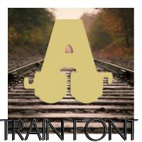 Train Font