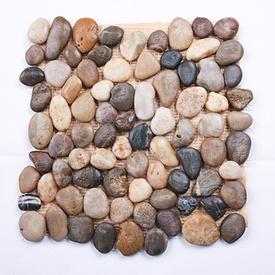 Mosaic Backsplash Tile; Backsplash Pebble Tile