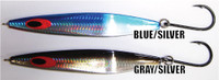 Peace Token's Tuna Metal Jig - Flat Side Mackerel