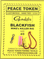 Black Fish Rigs - Mike's Killer Black Fish Rig