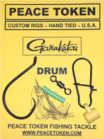 Drum Rig - Circle Hook with Fishfinder