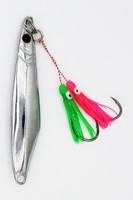 Peace Token Lures - Bottomfish Stainless Jigs