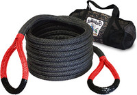 """Bubba Rope 7/8"""" X 30 BUBBA RED EYES (176680RDG)"""