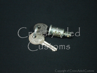 Land Rover Series & Defender Barrel Lock & Key Set #395141