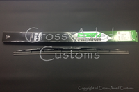 Land Rover Discovery II LHD Front Wiper Blade. Lucas #LLWCB21B