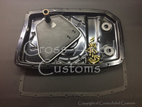 Land Rover Discovery LR3 V8 ZF 6HP26 Automatic Transmission Metal Pan Conversion Kit