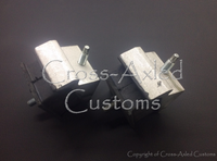 Land Rover Discovery 2 4.0/4.6 V8 Engine Motor Mounts. #KKB10245 (Pair)