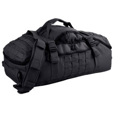 Traveler Duffle Bag - Black