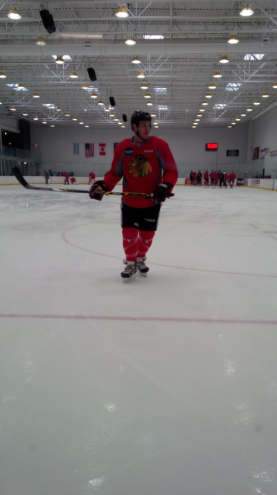 Protecting Legs From Hockey Blades Pro Stock Hockey