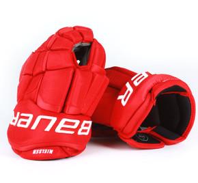 """14"""" Easton Stealth STH Gloves - Frans Nielsen Detroit Red Wings"""