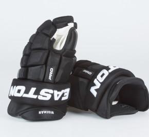 "14"" Easton 4 Roll Pro NRW Gloves - Dennis Wideman Calgary Flames"