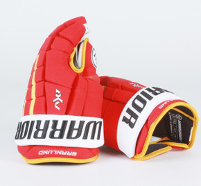 "13.5"" Warrior Dynasty AX1 Pro Gloves - Markus Granlund Calgary Flames"